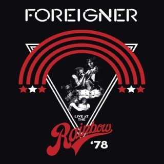 Foreigner - Live At The Rainbow ´78 CD