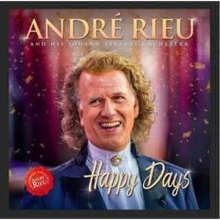 André Rieu - Happy Days (Deluxe) DVD
