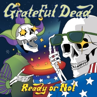 Grateful Dead - Ready Or Not LP