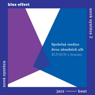 Blue Effect - Nová syntéza 1+2 2LP