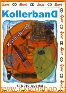 Kollerband - Studio album CD