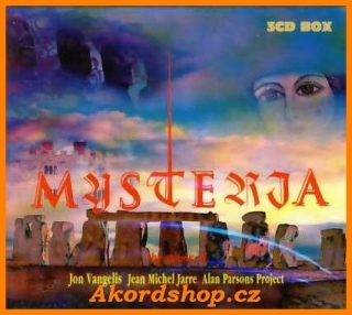 Mysteria - Best Of 3CD