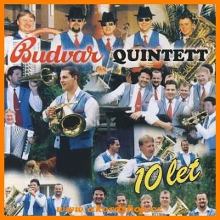 Budvar Quintett - 10 let CD