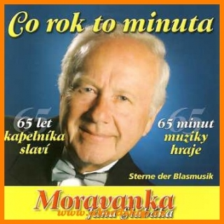 Moravanka - Co rok to minuta CD