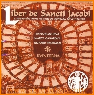 Kvinterna - Liber de Sancti Jacobi CD