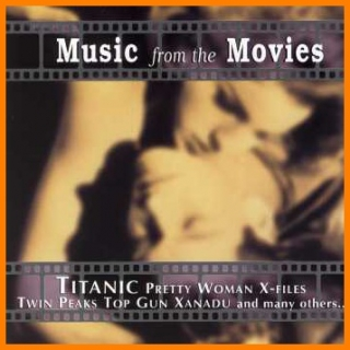 Music From The Movies CD