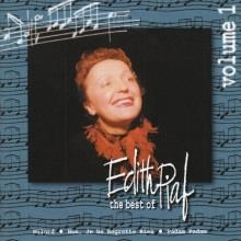 Edith Piaf - Best Of 1 CD