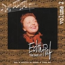 Edith Piaf - Best Of 2 CD