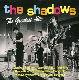 Shadows - Greatest Hits CD