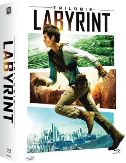 Labyrint - Trilogie 3DVD