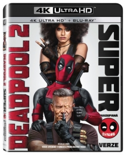 Deadpool 2 2UHD/2Blu-Ray