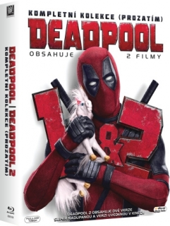 Deadpool 1&2 3Blu-Ray