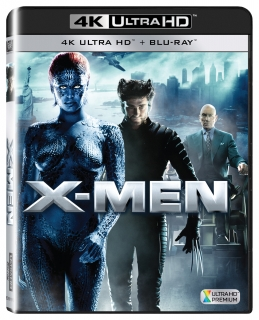 X-Men UHD/Blu-Ray