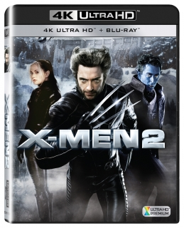 X-Men 2 UHD/Blu-Ray