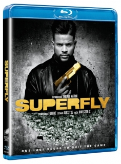 Superfly Blu-Ray