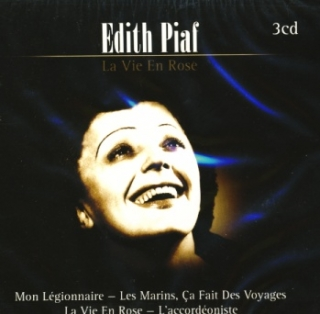 Edith Piaf - La Vie En Rose 3CD