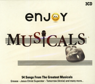 Enjoy Musicals 3CD