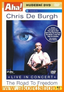 Chris De Burgh - Road To Freedom DVD