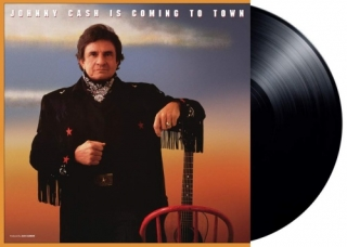Johnny Cash - Is Coming To Town LP