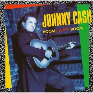 Johnny Cash - Boom Chicka Boom LP