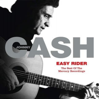 Johnny Cash - Easy Rider: Best Of The Mercury Recordings CD