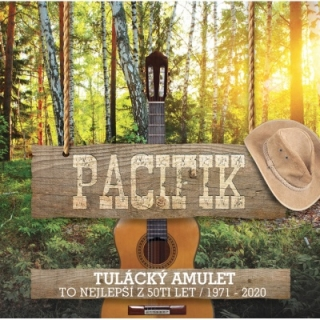 Pacifik - Tulácký amulet/Best Of 3CD
