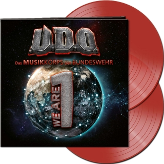 U.D.O. - We Are One 2LP (Coloured)