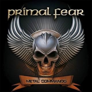 Primal Fear - Metal Commando CD