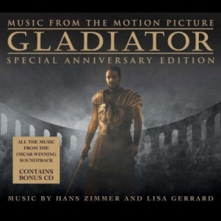 Gladiator (Soundtrack) 2CD