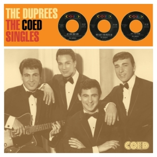 Duprees - The Coed Singles CD