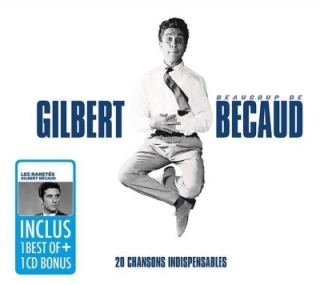 Gilbert Becaud - Best Of & Raretés 2CD