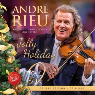 André Rieu - Jolly Holiday (Deluxe) CD/DVD