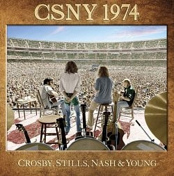 Crosby, Stills, Nash & Young - CSNY 1974  CD