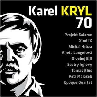 Karel Kryl - 70 CD/DVD