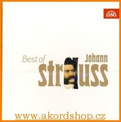 Johann Strauss - Best Of CD