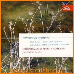 Fryderyk Chopin - Cello sonata CD