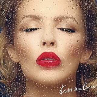 Kylie Minoque - Kiss Me Once CD