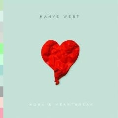 Kanye West - 808 s & Heartbreak CD
