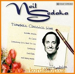 Neil Sedaka - Timeless Classics Live CD