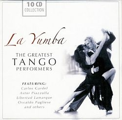 La Rumba - Greatest Tango 10CD