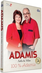 Duo Adamis - 100% Adamis CD/DVD