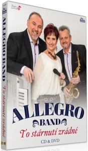 Allegro Band - To stárnutí zrádné CD/DVD