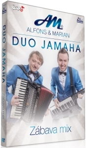 Duo Jamaha - Zábava mix DVD