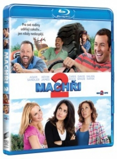 Machři 2 Blu-Ray