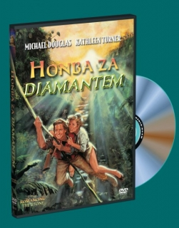 Honba za diamantem DVD