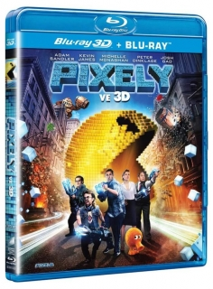 Pixely Blu-Ray