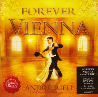 André Rieu - Forever Vienna CD/DVD
