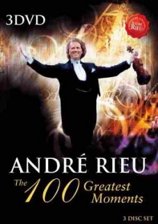 André Rieu - 100 Greatest Moments 3DVD