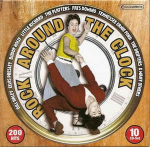 Rock Around The Clock 10CD