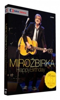 Miro Žbirka - Happy Birthday 2DVD